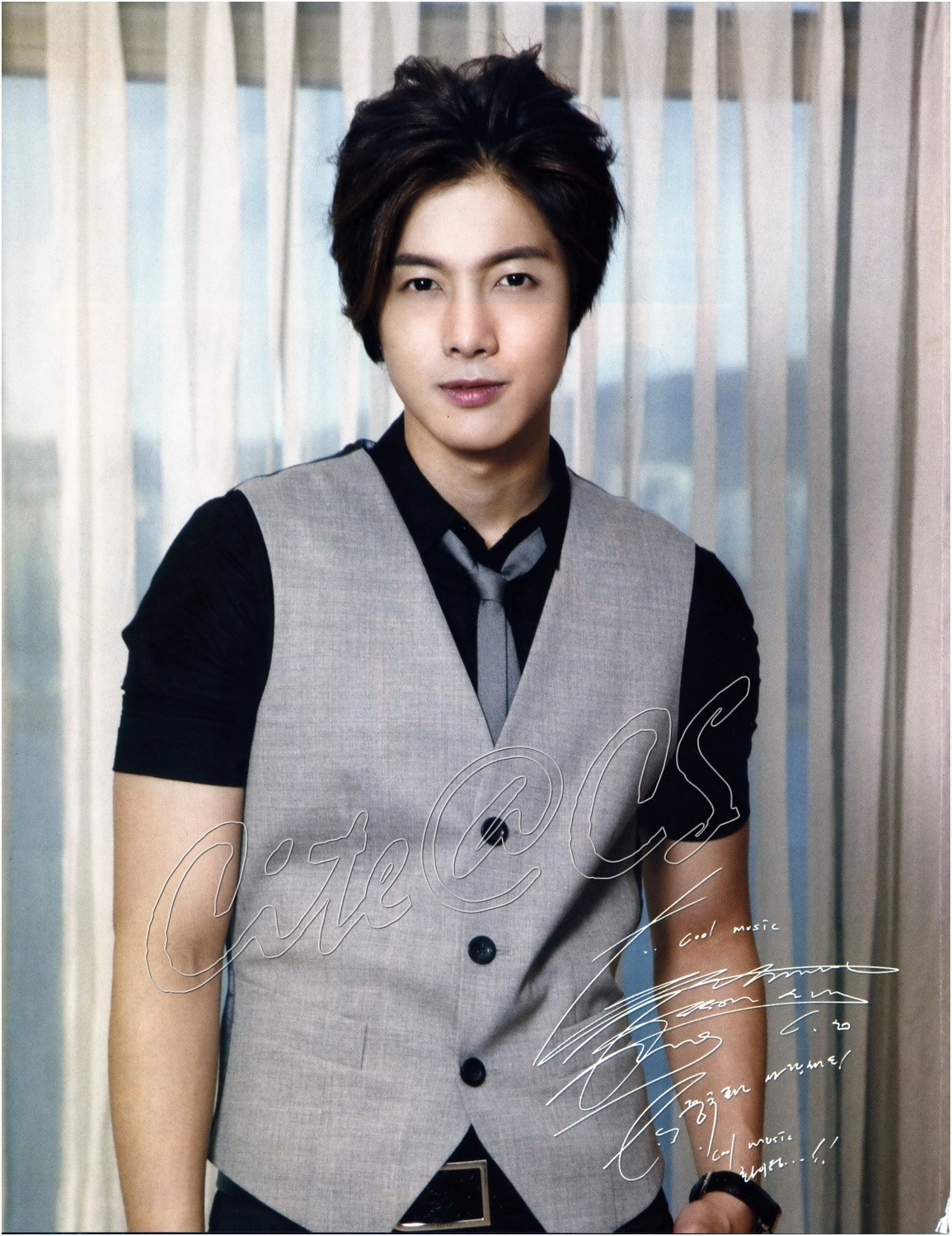 Kim Hyun Joong - Gallery Colection